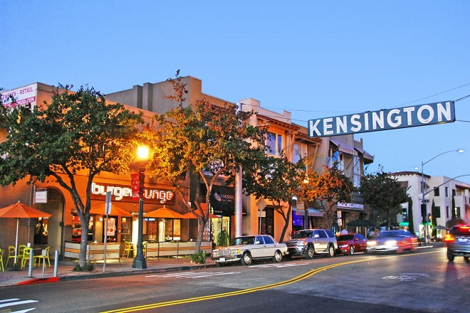 Kensington - 92116