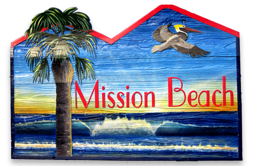 Mission Beach - 92109